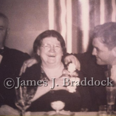 James and his Mom and Dad, Joseph ans Elizabeth